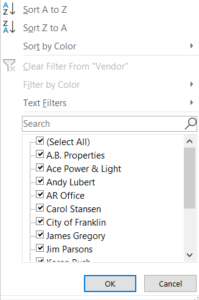 Image of Filter-drop-down