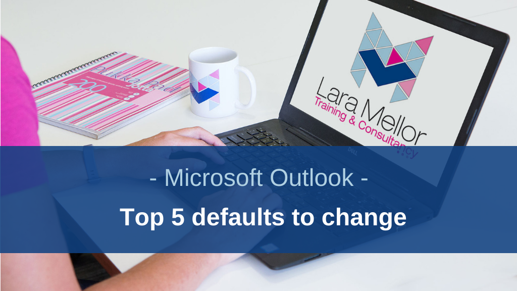 Top 5 Outlook defaults to change