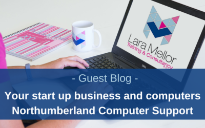 Guest Blog: Your Start Up Business and Computers