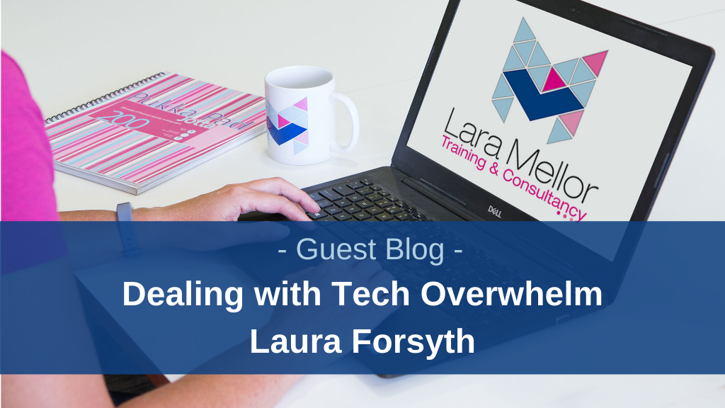 Guest Blog: How to Deal with Tech Overwhelm