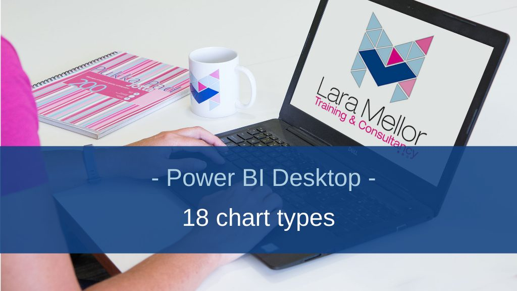 Image of 18 chart types Power BI