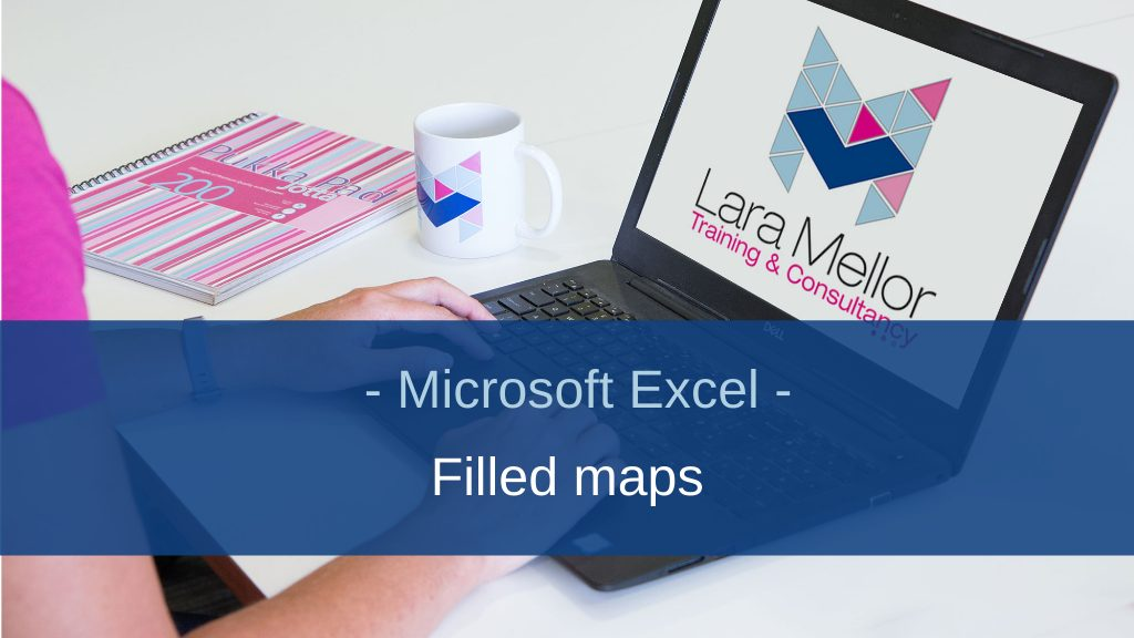 Image of Blog Filled Maps Microsoft Excel
