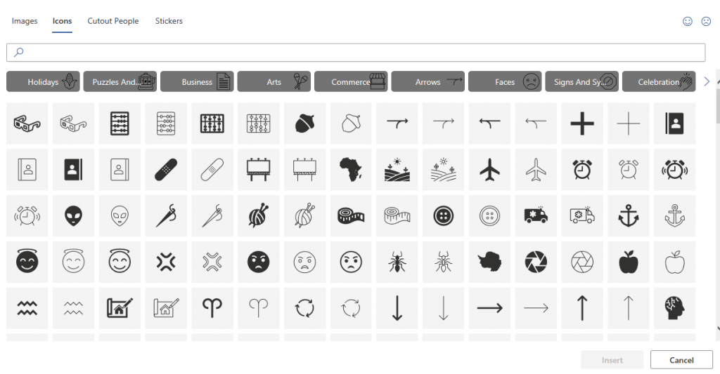 Image of Icons