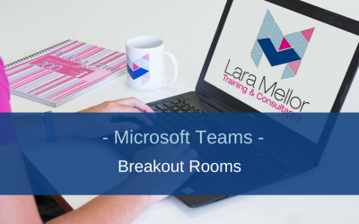 Finally – Breakout rooms in Microsoft Teams!