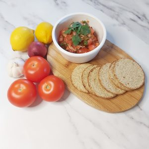 "Speedy Salsa - an ""It's From Scratch"" recipe"