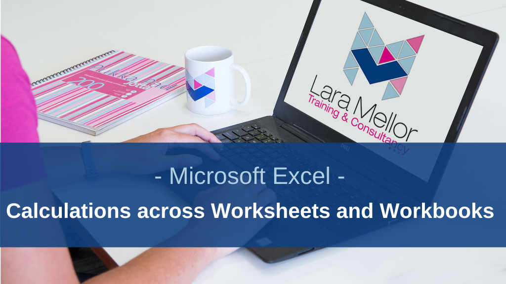 Calculations across worksheets and workbooks