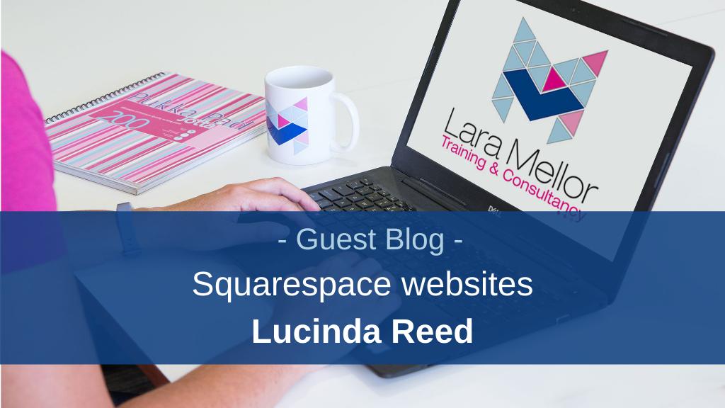 Guest blog Lucinda Reed