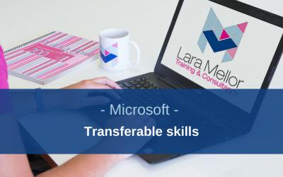 Top 5 Microsoft Transferable skills